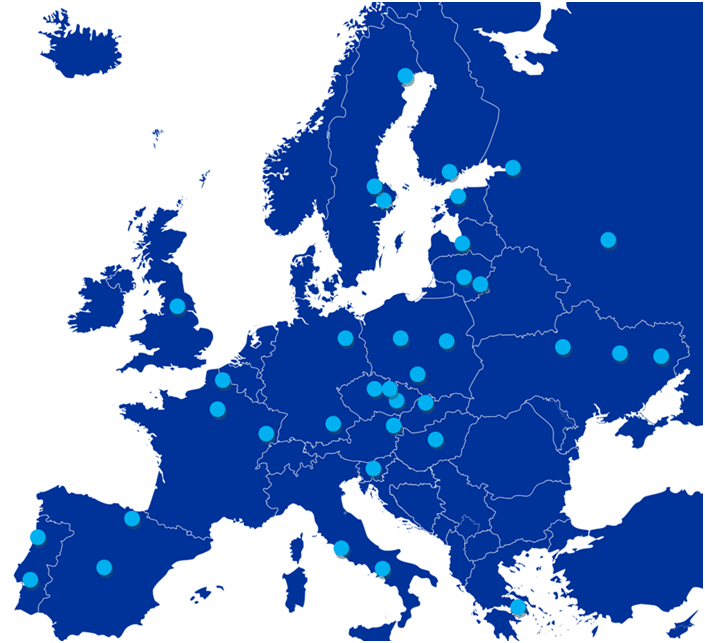 Eurnex_map